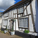 Timber framed cottage in Lavenham, Suffolk