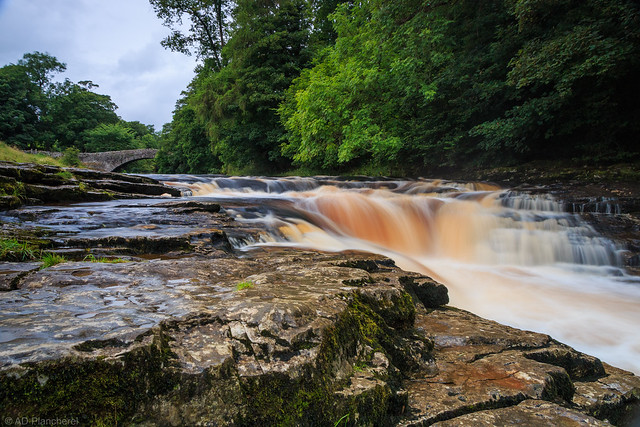 Fall on the Ribble