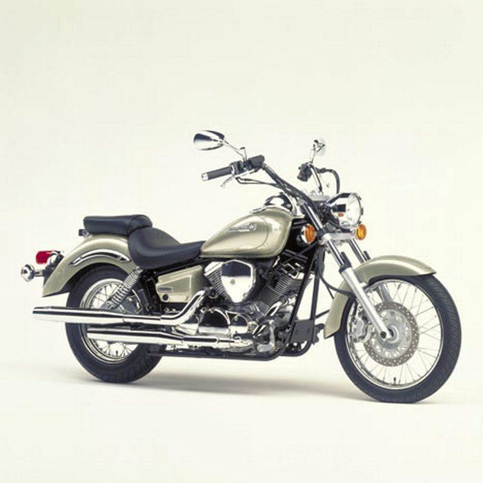 Yamaha 125 DRAGSTAR 2000 - 6