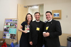 Episcopal Florida posted a photo:	Events and Ministry Fair at 49th Convention