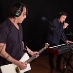 Wed, 18/10/2017 - 2:26pm - Wolf Parade Live in Studio A, 10.18.17 Photographer: Brian Gallagher