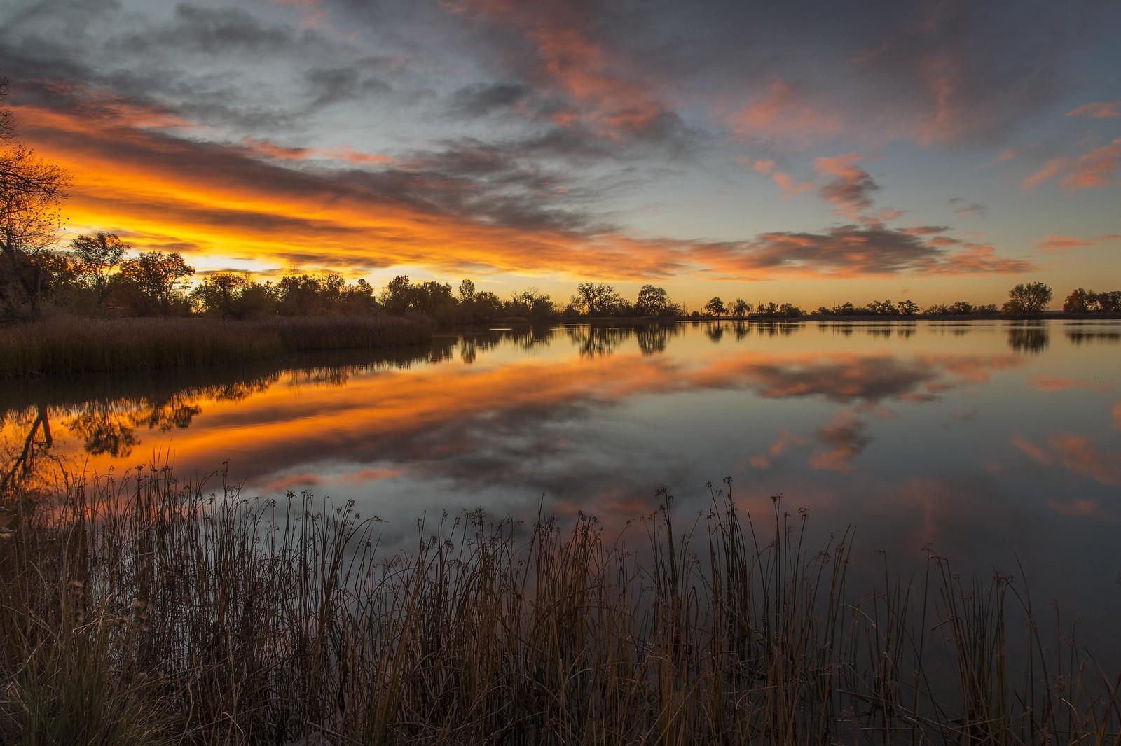 Alsko sunrise, colorado