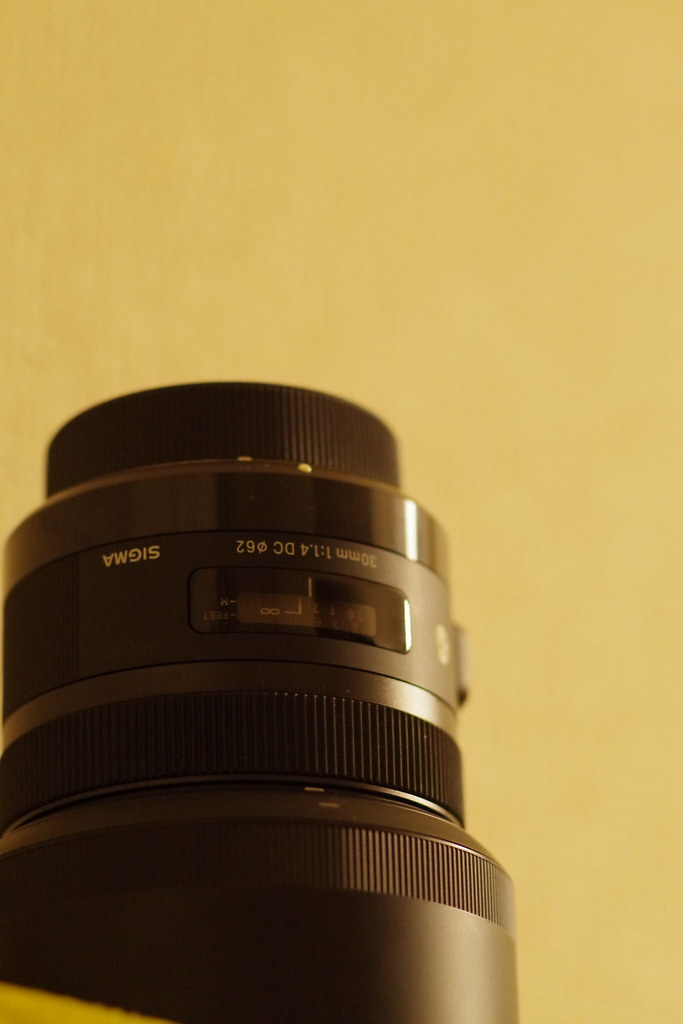 sigma 30mm F1.4 art