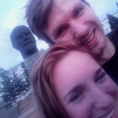 Coucou Lénine !