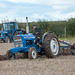 Ford 4000 Tractor Ploughing