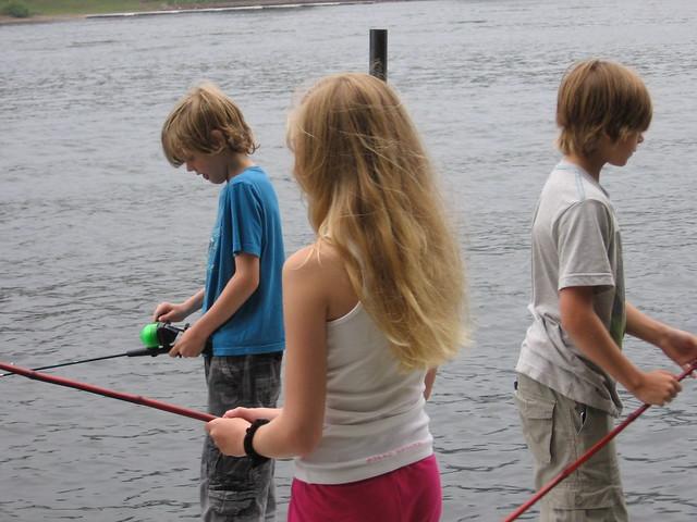 FIshing cousins 2012 Deep, Canon POWERSHOT A520