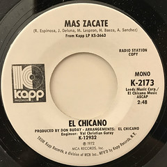 EL CHICANO:BROWN EYED GIRL(LABEL SIDE-B)