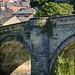 River Swale bridge at Richmond, Yorkshire