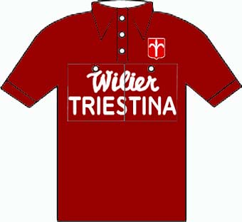 Wilier Triestina - Giro  d'Italia 1950