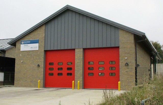 West Yorkshire Fire & Rescue Service (Shipley)