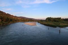 Snake River near Heise Hot Springs /