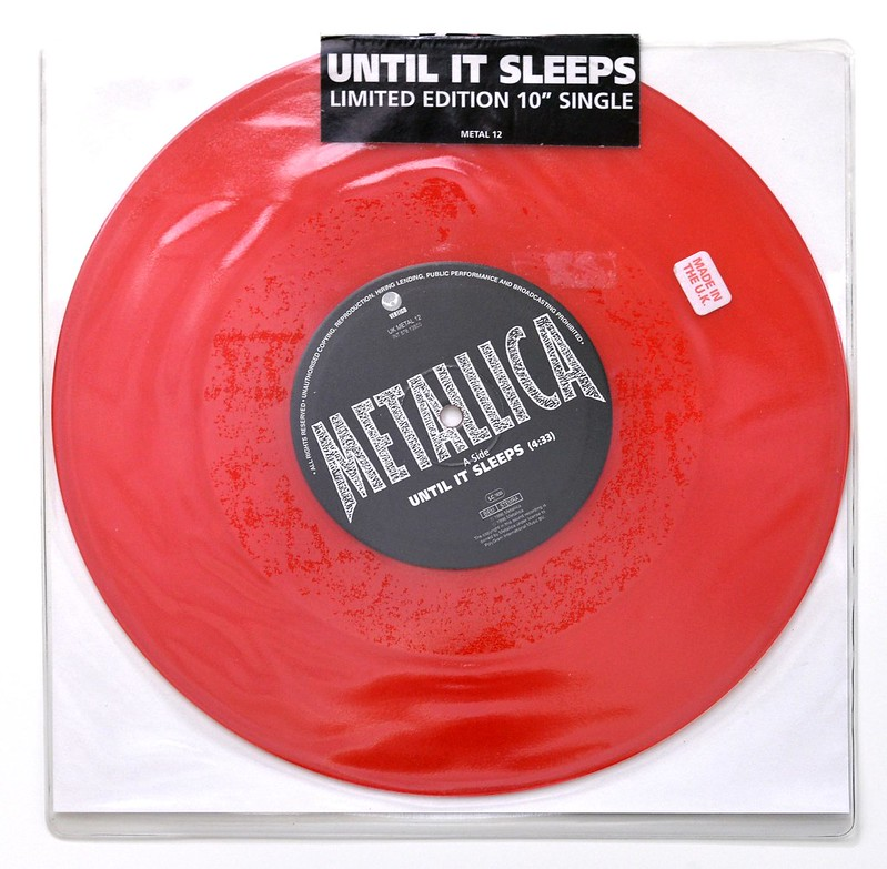 A0147 Metallica Until it Sleeps