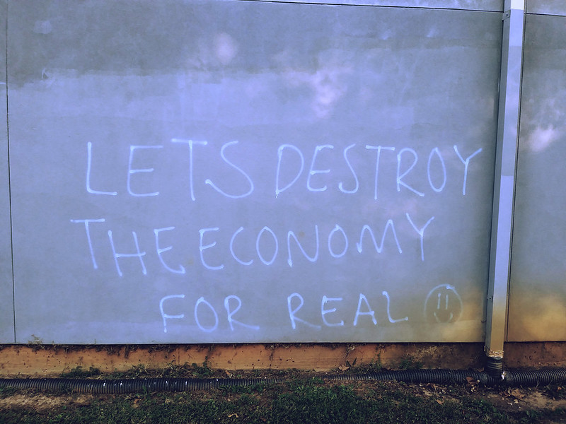 Lets Destroy The Economy For Real :)