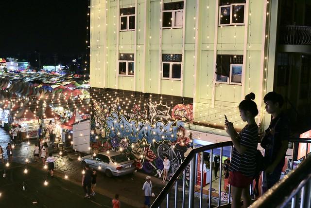 印地夜市(INDY Market Dao Khanong)