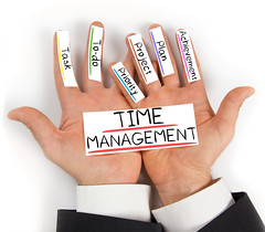 Learn how to effectively manage your time from -