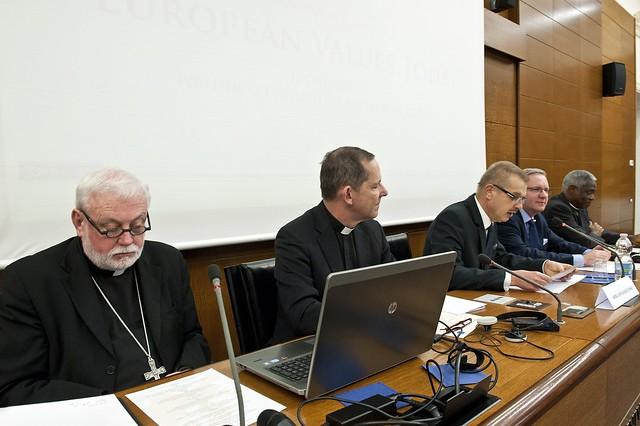 """Conferenza """"Valori europei oggi"""", promossa dall'Ambasciata di Polonia presso la Santa Sede"""