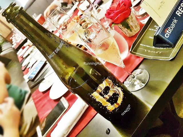 Wine Brut De Brut Chardonnay Giroud 2012