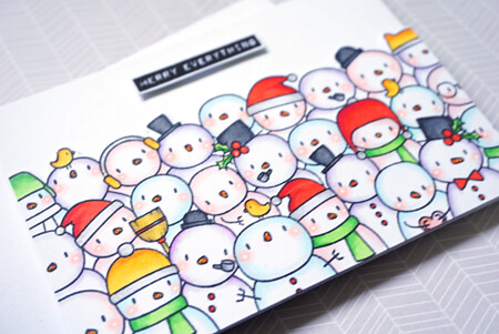 SH - So Many Snowmen - 2