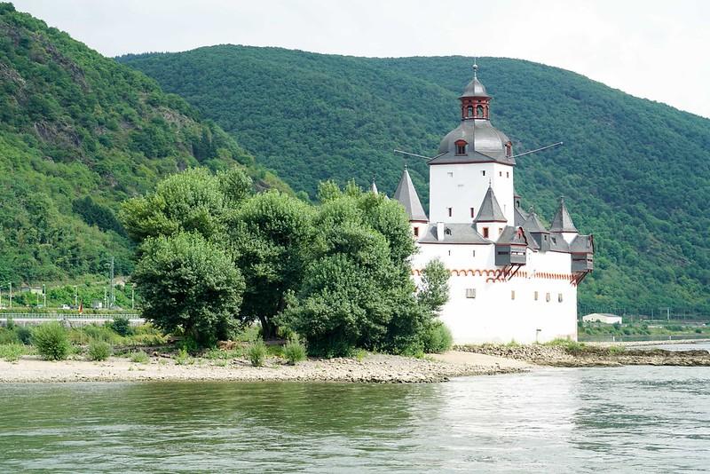 castillo Pfalzgrafenenstein