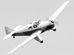 1936 G-AEEG Miles M-3A Falcon Major