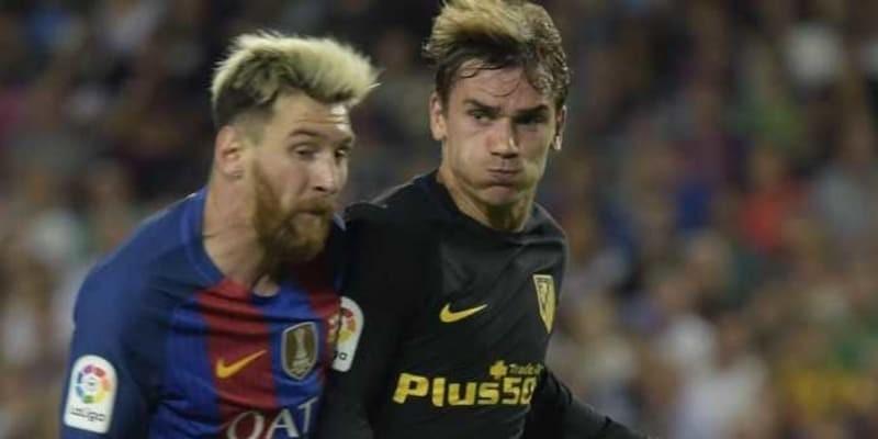 Lionel Messi dan Antoine Griezmann Akan Mengadakan Pembicaraan Serius Berdua Saja