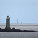 Eddystone & Breakwater Lighthouses