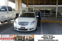 #HappyBirthday to Hisun Motors from Kevin St Louis at McKinney Buick GMC!