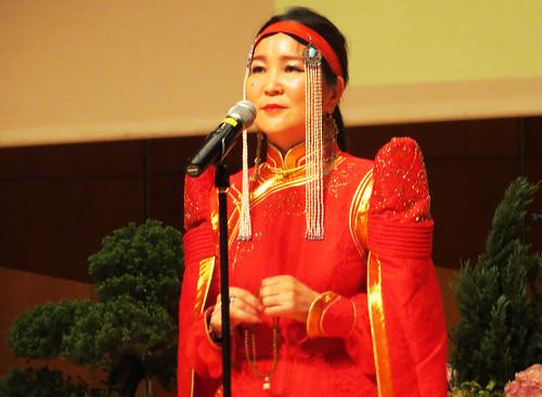 Mongolian Yogini Kunze Chimed
