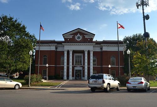 Talladega County Courthouse
