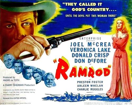 Ramrod - Poster 5