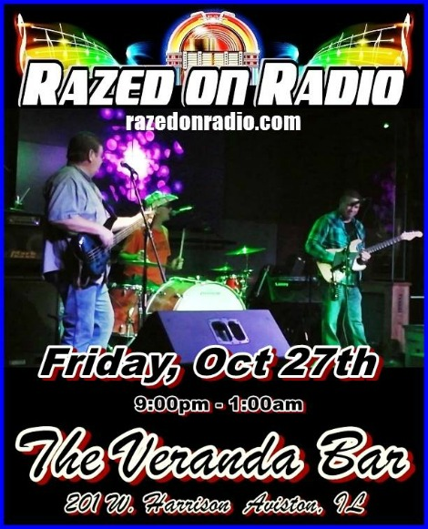 Razed On Radio 10-27-17