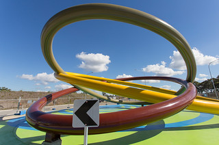 Public art - LMTI sculpture (2)
