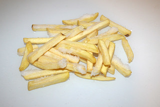 06 - Zutat Pommes Frites / Ingredient french fries