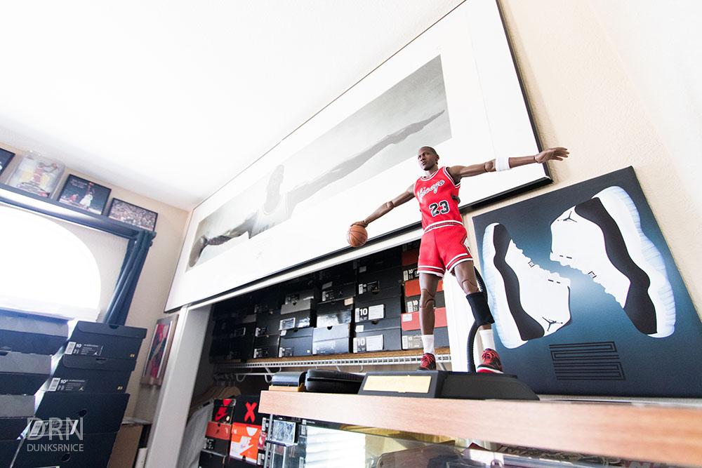 Enterbay Michael Jordan.