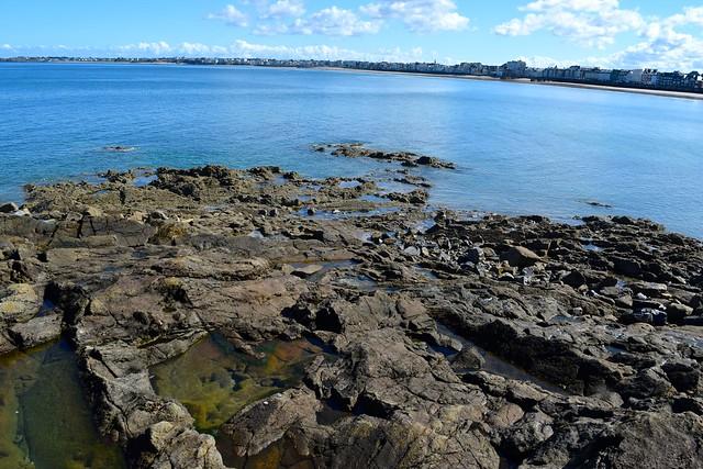 Brittany Coast, St. Malo | www.rachelphipps.com @rachelphipps