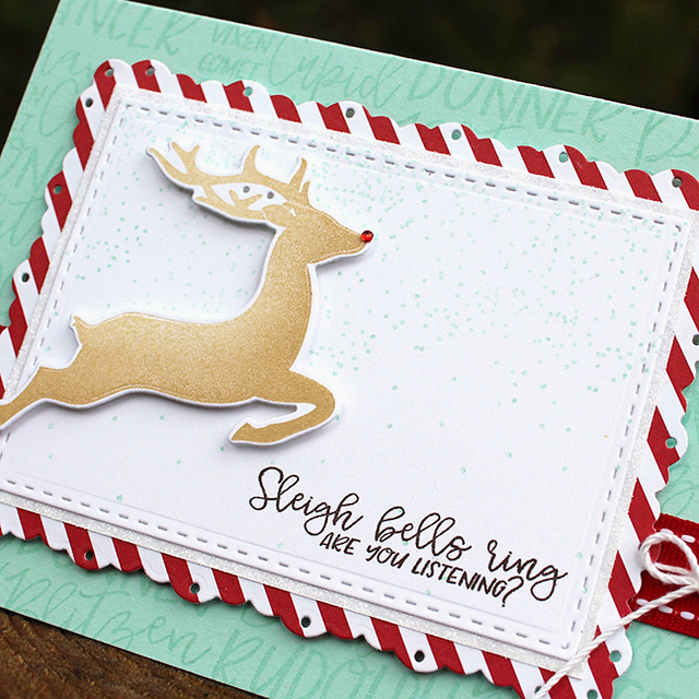 Sleigh Bells Ring Card 2