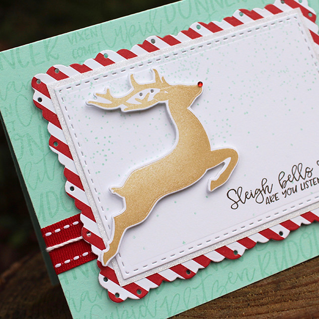 Sleigh Bells Ring Card 3