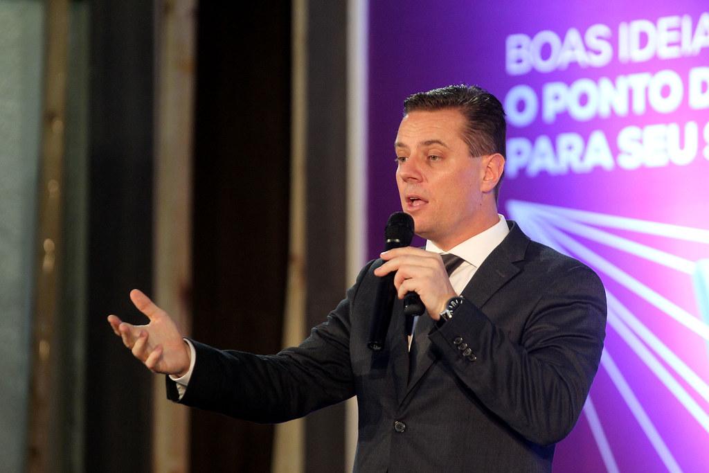 Palestra com Dr. Marlos Melek