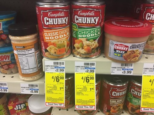 Chunky Soup Coupon