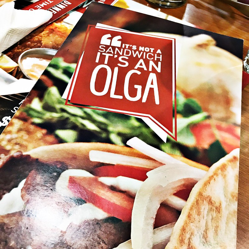 Olga Kitchen: Spending Time With Friends At Olga's Kitchen + $25