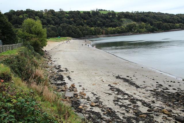 Aberdour Silversands beach