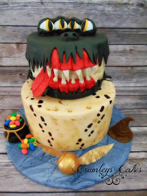 Cake by Crumley's Cakes