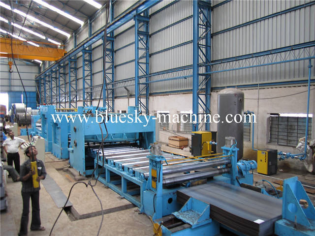 Cut To Length Machine