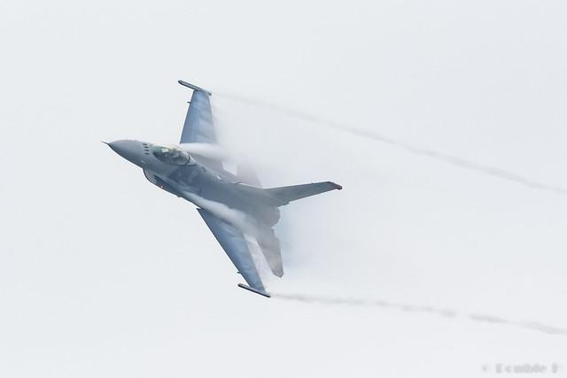 JASDF Chitose AB Airshow 2017 (59) PACAF F-16C - 92-887