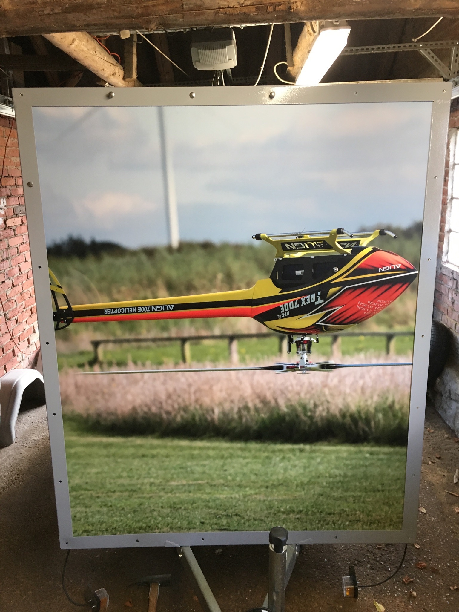 RC Helicopter - large size photo print - PentaxForums com