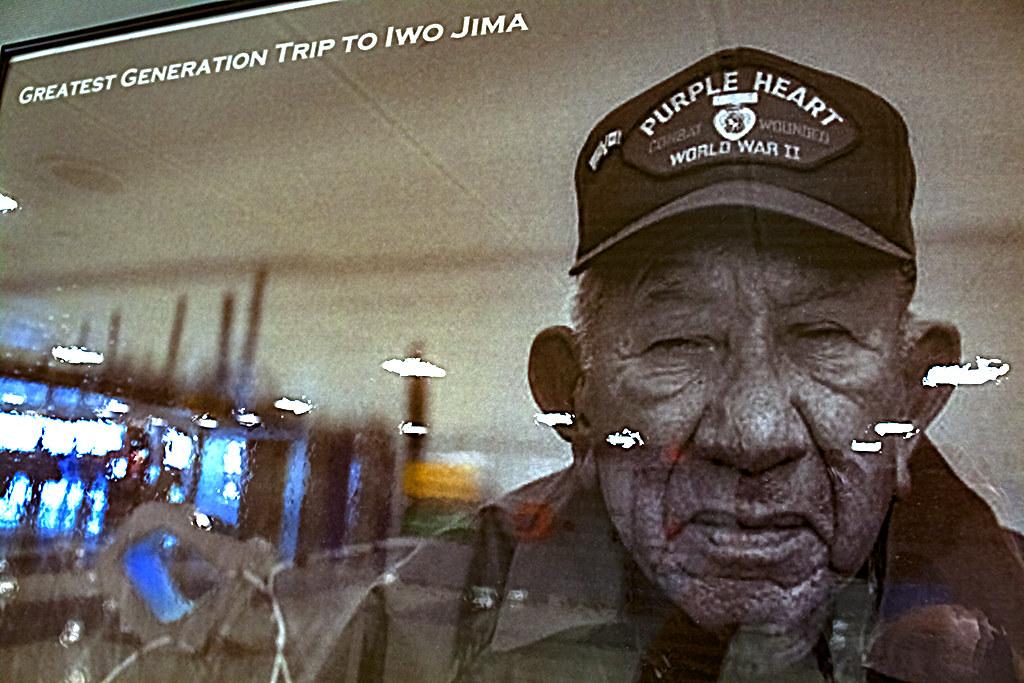 GREATEST GENERATION at JFK--Queens