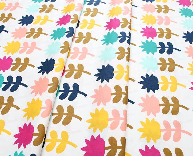Art Gallery Fabrics Blush Dutch Bloom Spring