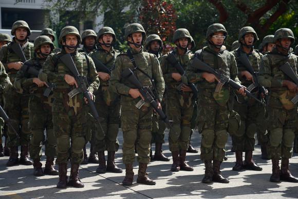 Sued Lima, coronel aviador reformado, traça panorama do pensamento de militares brasileiros - Créditos: Agência Brasil