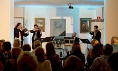 EL ARTE DE LA MÚSICA EN LOS MUSEOS – Concierto Casa Hermandad Cofradia Descendimiento Málaga  - Ensemble músicos Concerto Málaga - 14 Octubre 2017