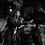 Thu, 14/09/2017 - 5:22am - The Lone Bellow (Zach Williams; Kanene Donehey Pipkin; Brian Elmquist) perform for WFUV Public Radio at Rockwood Music Hall in New York City, 9/14/17. Hosted by Rita Houston. Photo by Gus Philippas/WFUV